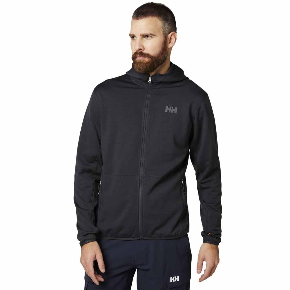 Helly Hansen Merino Fleece Hooded Jacket Outletinn