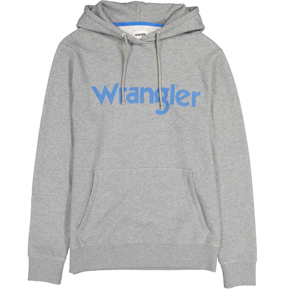 Wrangler Logo Sweat Sudadera para Hombre