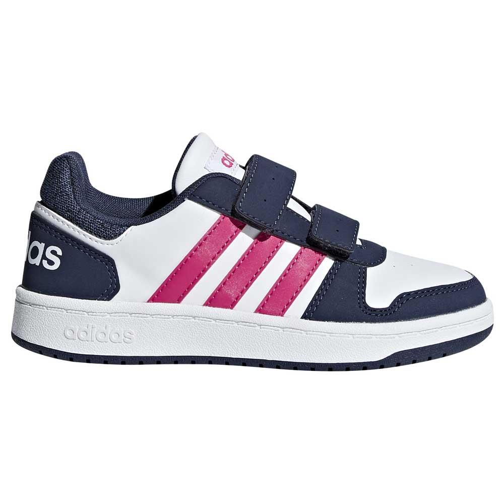 adidas Hoops 2.0 CMF C White buy and offers on Outletinn 878734539