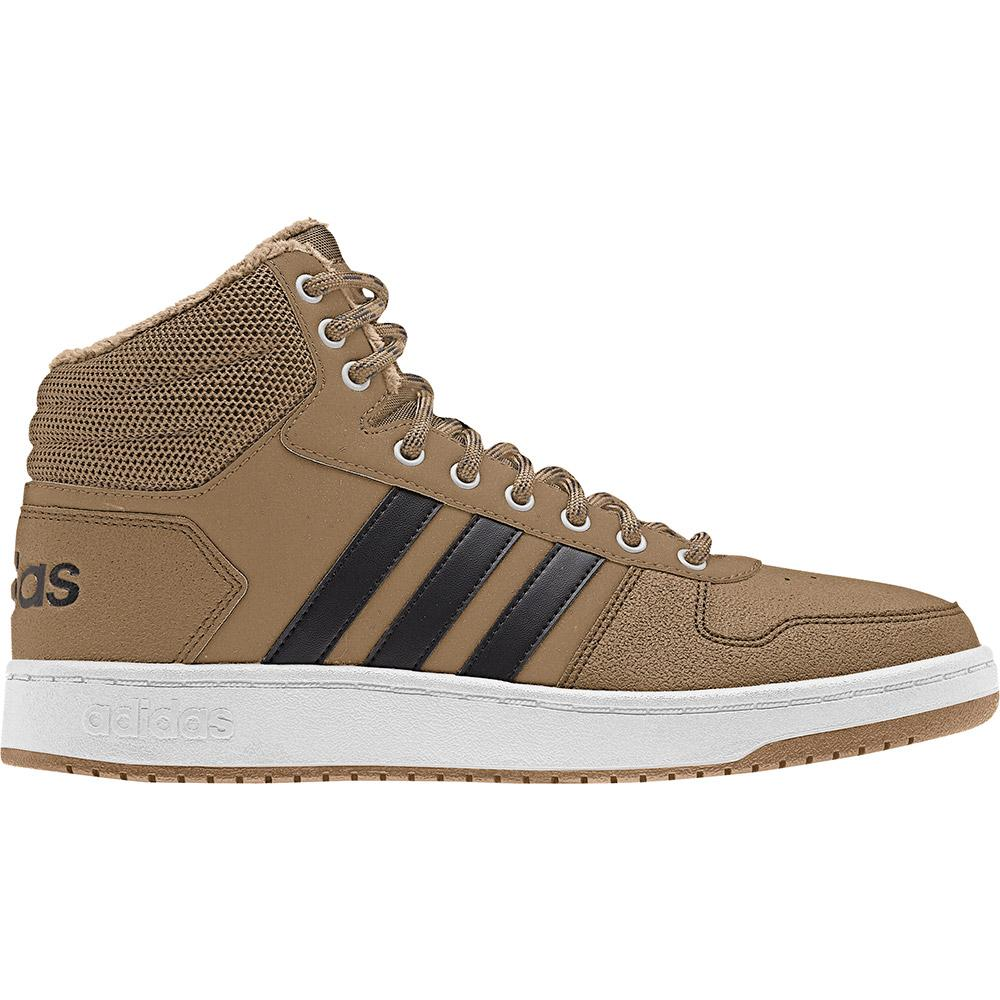 3820e9e38ee3 adidas Hoops 2.0 Mid buy and offers on Outletinn