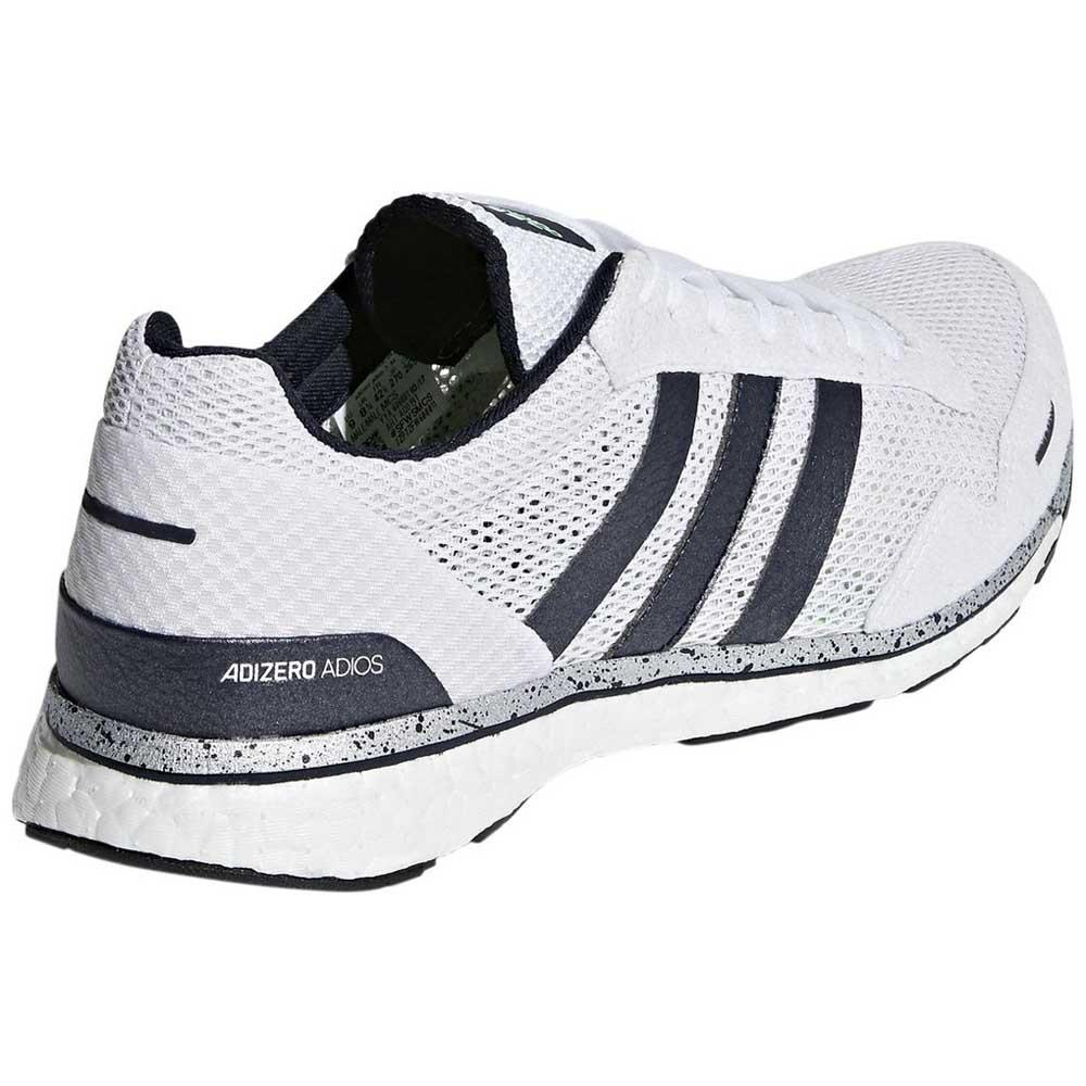 Estrecho Respetuoso del medio ambiente Feudo  adidas Adizero Adios 3 buy and offers on Outletinn