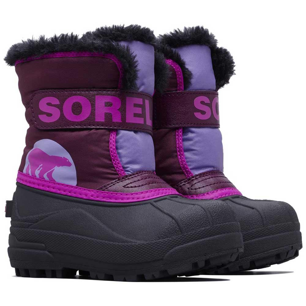 c2c039bcfb0 Sorel Childrens Snow Commander buy and offers on Outletinn