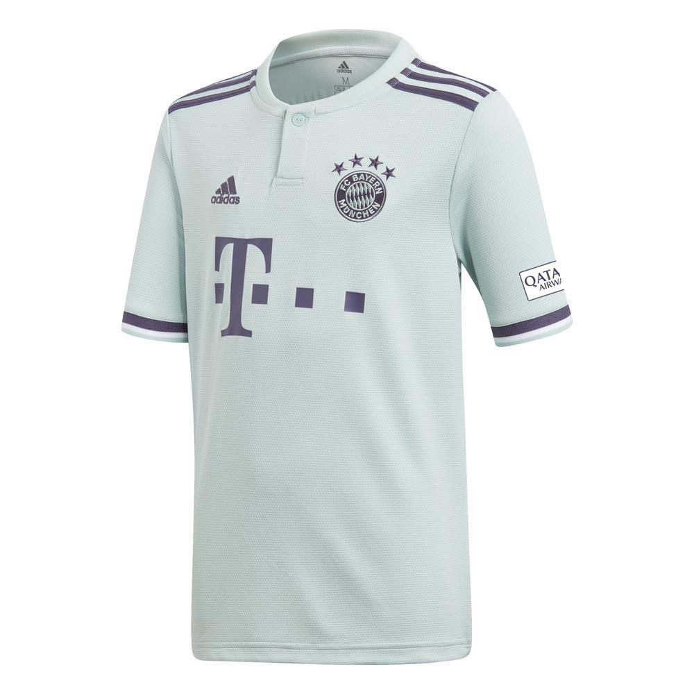 Mujer hermosa Resplandor clima  adidas FC Bayern Munich Away 18/19 Junior , Outletinn
