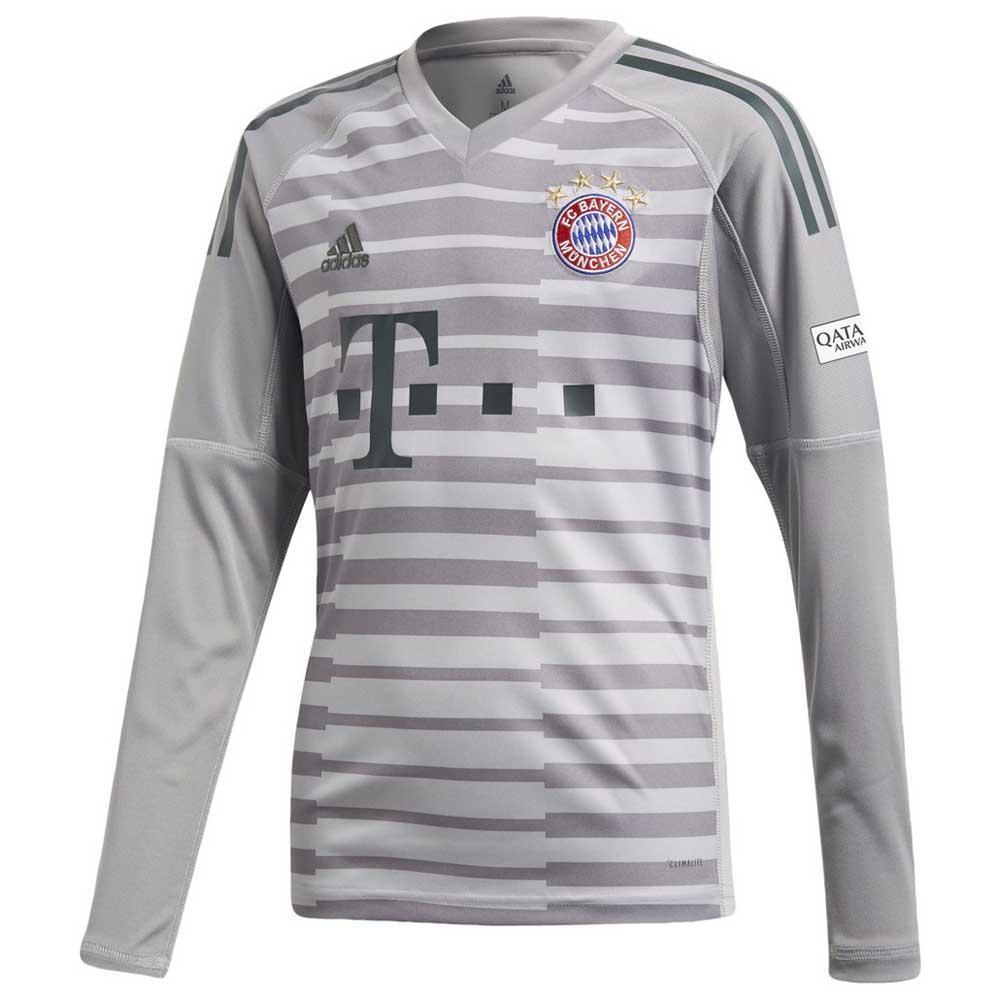 e5f833f4dbc adidas FC Bayern Munich Home Goalkeeper 18 19