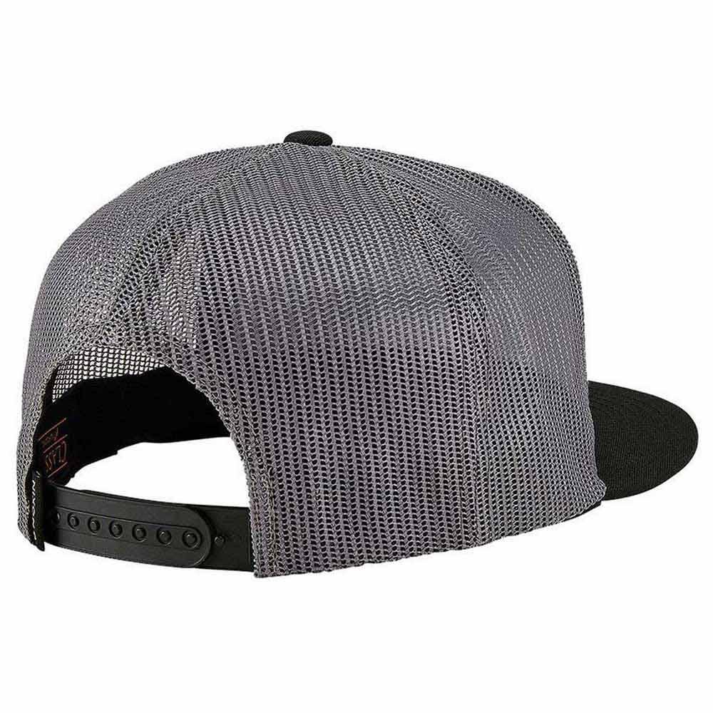 332174e0695 Nixon Team Trucker Hat Black buy and offers on Outletinn