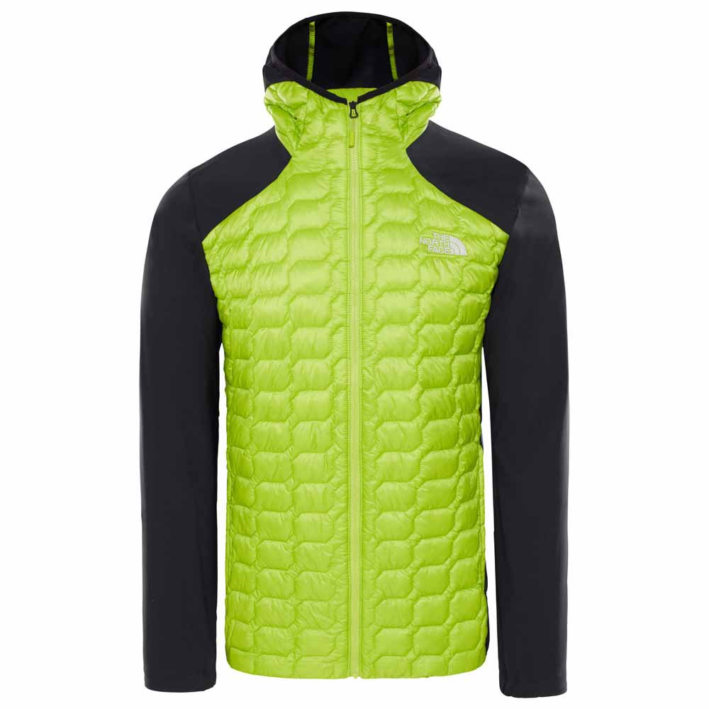 North Face jacket Lime green north face