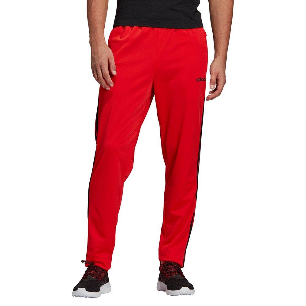 adidas Essentials 3 Stripes Tricot Pants Regular