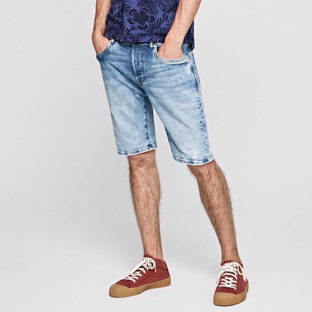 Pepe Jeans Stanley Short Eco Pantalones Cortos para Hombre