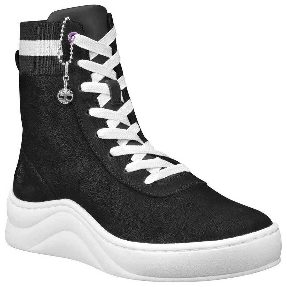 Timberland Womens Ruby Ann Hightop Sneaker Boots