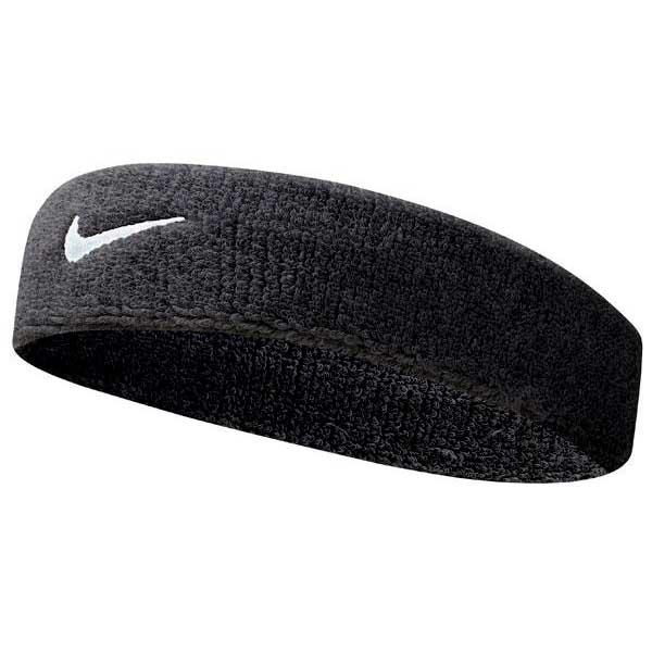 Nike accessories Headband Swoosh Black 5d374aaba472b