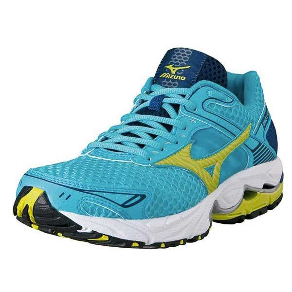 Mizuno Wave Legend Blue Atoll Woman buy and offers on Outletinn 994a4c73d40