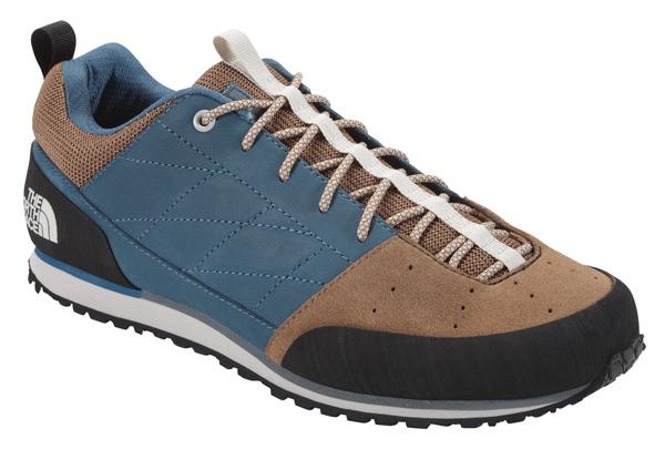 0bb8fb2b7 The north face Scend Leather Shark Blue , Outletinn