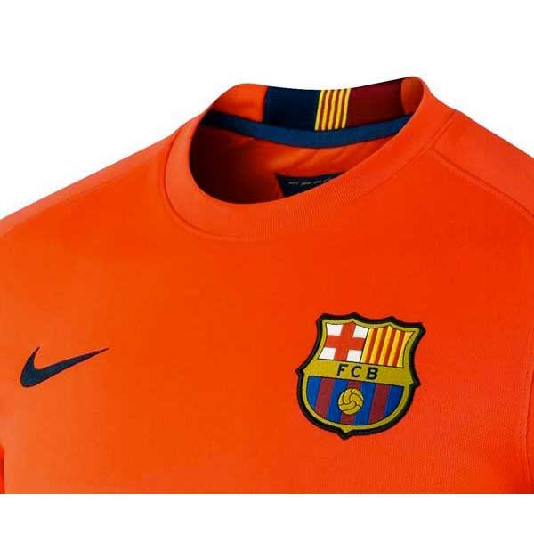 Nike FC Barcelona Away 14 15 Orange buy and offers on Outletinn 8cac69782