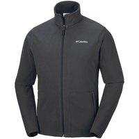 Columbia Drammen Point Hooded Mens Jacket Fleece Black All Sizes